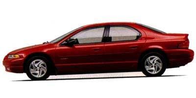 1998 Dodge Stratus ES Front Wheel Drive Tires - Front All-Season Tires - Rear All-Season Aluminu