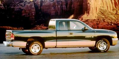 1998 Dodge Dakota SLT Four Wheel Drive Tires - Front All-Season Tires - Rear All-Season Conventi