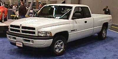 1998 Dodge Ram 1500  Rear Wheel Drive Tires - Front All-Season Tires - Rear All-Season Conventio