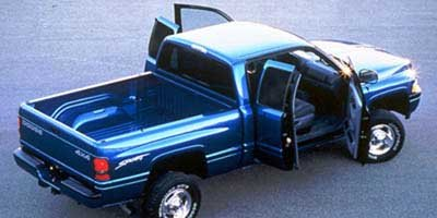 1998 Dodge Ram 2500  Four Wheel Drive Tires - Front All-Season Tires - Rear All-Season Conventio