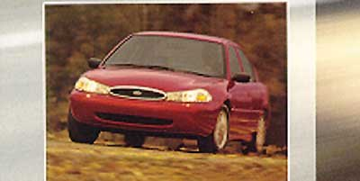 1998 Ford Contour