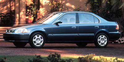 1998 Honda Civic Sedan DX