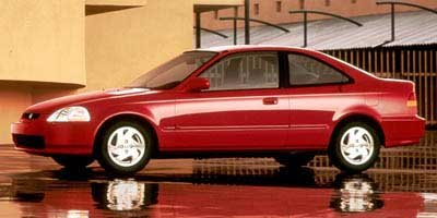 1998 Honda Civic Coupe DX