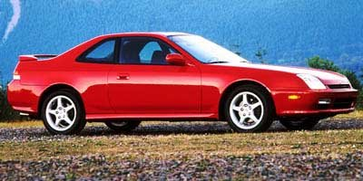 1998 Honda Prelude 2DR CPE MT Front Wheel Drive Engine Immobilizer Tires - Front Performance Tir
