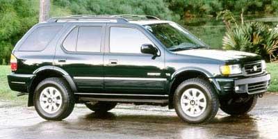 1998 Honda Passport EX LockingLimited Slip Differential Four Wheel Drive Tires - Front OnOff Ro