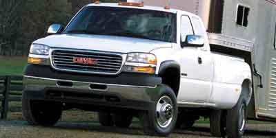 2002 GMC Sierra 3500 SLE