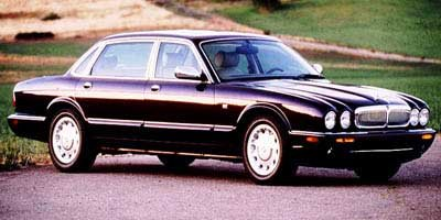 1998 Jaguar XJ Vanden Plas Traction Control Stability Control Rear Wheel Drive Tires - Front Per