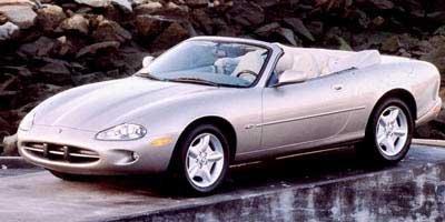 1998 Jaguar XK8 TAN Traction Control Stability Control Rear Wheel Drive Tires - Front Performanc