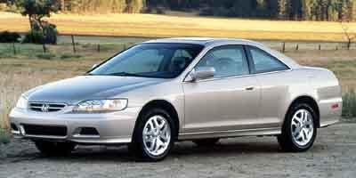2001 Honda Accord Coupe EX