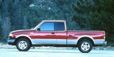 1998 Mazda B-Series 2WD Truck SX