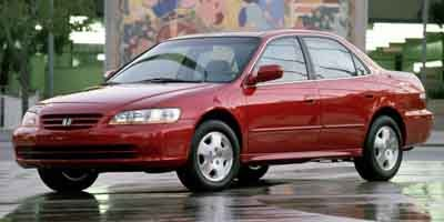 2001 Honda Accord EX-L Front Wheel Drive Engine Immobilizer Tires - Front All-Season Tires - Rea