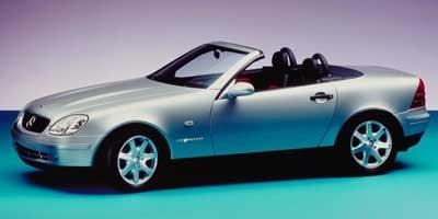 1998 Mercedes-Benz SLK-Class