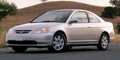 2001 Honda Civic Coupe EX