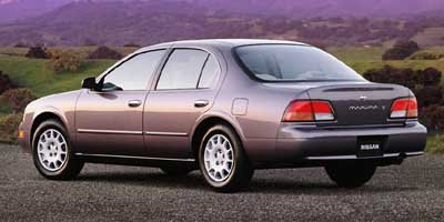 1998 Nissan Maxima GXE Front Wheel Drive Tires - Front All-Season Tires - Rear All-Season Tempor