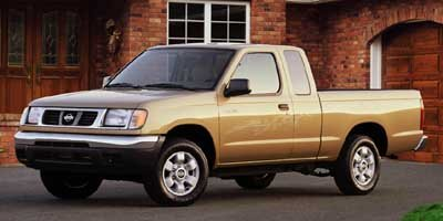 1998 Nissan Frontier 2WD XE