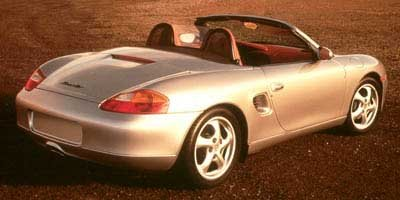 1998 Porsche Boxster  Rear Wheel Drive Tires - Front Performance Tires - Rear Performance Alumin
