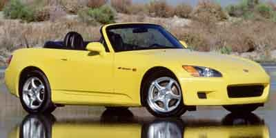 2001 Honda S2000  LockingLimited Slip Differential Rear Wheel Drive Tires - Front Performance T