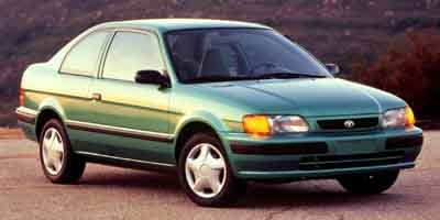 1998 Toyota Tercel CE Front Wheel Drive Tires - Front All-Season Tires - Rear All-Season Tempora