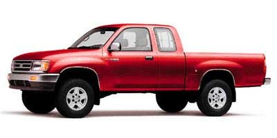 1998 Toyota T100 SR5 Four Wheel Drive Tires - Front OnOff Road Tires - Rear OnOff Road Steel W