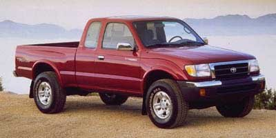 1998 Toyota Tacoma  Rear Wheel Drive Tires - Front OnOff Road Tires - Rear OnOff Road Steel Wh