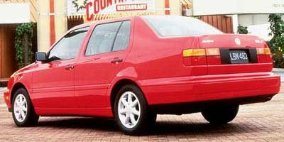 1998 Volkswagen Jetta GLS Front Wheel Drive Tires - Front All-Season Tires - Rear All-Season Tem