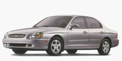 2001 Hyundai Sonata Base