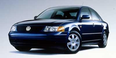 1998 Volkswagen Passat GLX LOC 5 PR PST PW PDL LI HS ASIS Front Wheel Drive Traction Control Tir