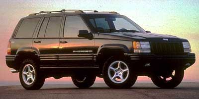1998 Jeep Grand Cherokee Limited Four Wheel Drive LockingLimited Slip Differential Tires - Front