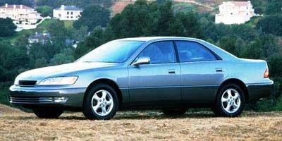 1998 Lexus ES 300 Luxury Sport Sdn 4DR SDN AT