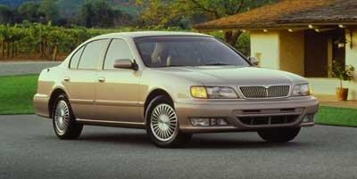 1998 INFINITI I30 Standard 4dr Standard Sdn Auto Gas V6 3.0L/183 [3]
