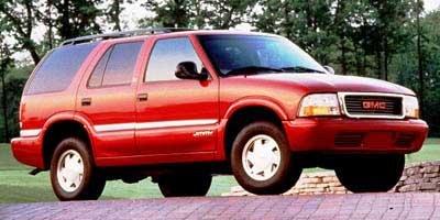1998 GMC Jimmy SLS