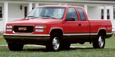 1998 GMC Sierra 1500 SHORT BED