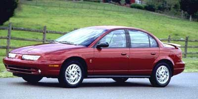 1998 Saturn SL Base