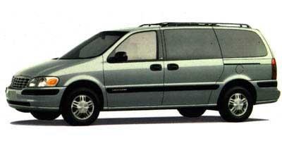 1998 Chevrolet Venture  Front Wheel Drive Tires - Front All-Season Tires - Rear All-Season Tempo