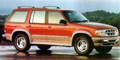 1998 Ford Explorer Sport Rear Wheel Drive Tires - Front All-Season Tires - Rear All-Season Conve