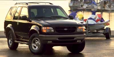 1998 Ford Explorer XLT AWD All Wheel Drive Tires - Front All-Terrain Tires -