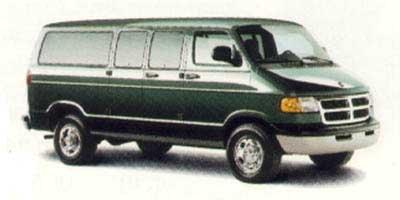 1998 Dodge Ram Wagon