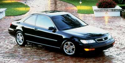 Used 1999 Acura CL in Hamburg, PA