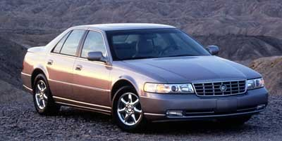 Used 1999 Cadillac Seville in Lakewood, WA