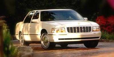 1999 Cadillac d