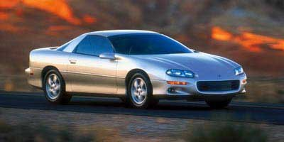 1999 Chevrolet Camaro SPORT Rear Wheel Drive Tires - Front All-Season Tires - Rear All-Season Te