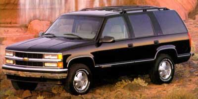 1999 Chevrolet Tahoe Limited
