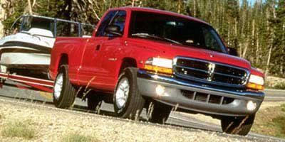 1999 Dodge Dakota  Rear Wheel Drive Tires - Front All-Season Tires - Rear All-Season Conventiona