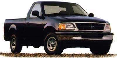 1999 Ford F-150 XL Rear Wheel Drive Tires - Front All-Season Tires - Rear All-Season Conventiona