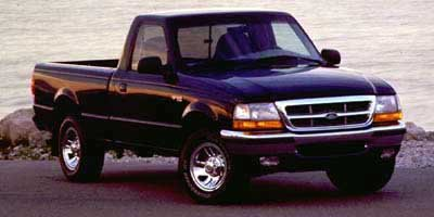 1999 Ford Ranger  Rear Wheel Drive Tires - Front All-Season Tires - Rear All-Season Conventional