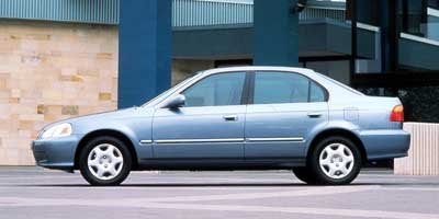 1999 Honda Civic Sedan EX