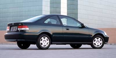 1999 Honda Civic Coupe EX