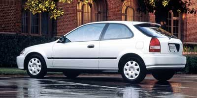 1999 Honda Civic Coupe CX