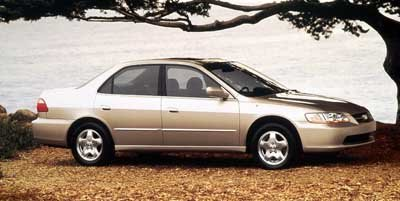 1999 Honda Accord Sedan EX