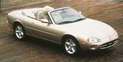 1999 Jaguar XK8 XK8